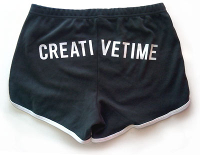Creative-Time-Shorts