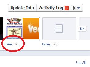 Cum scapi de like-urile date paginilor de pe Facebook?