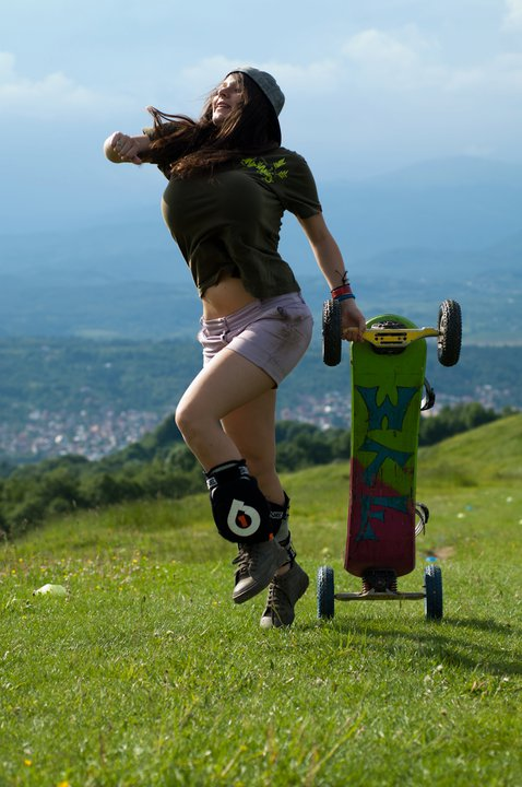 Offline pe mountainboard – Balkan Dirt Masters