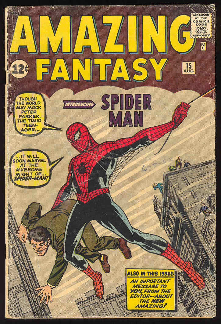 Spiderman 3D (2012) – versiunea IMAX