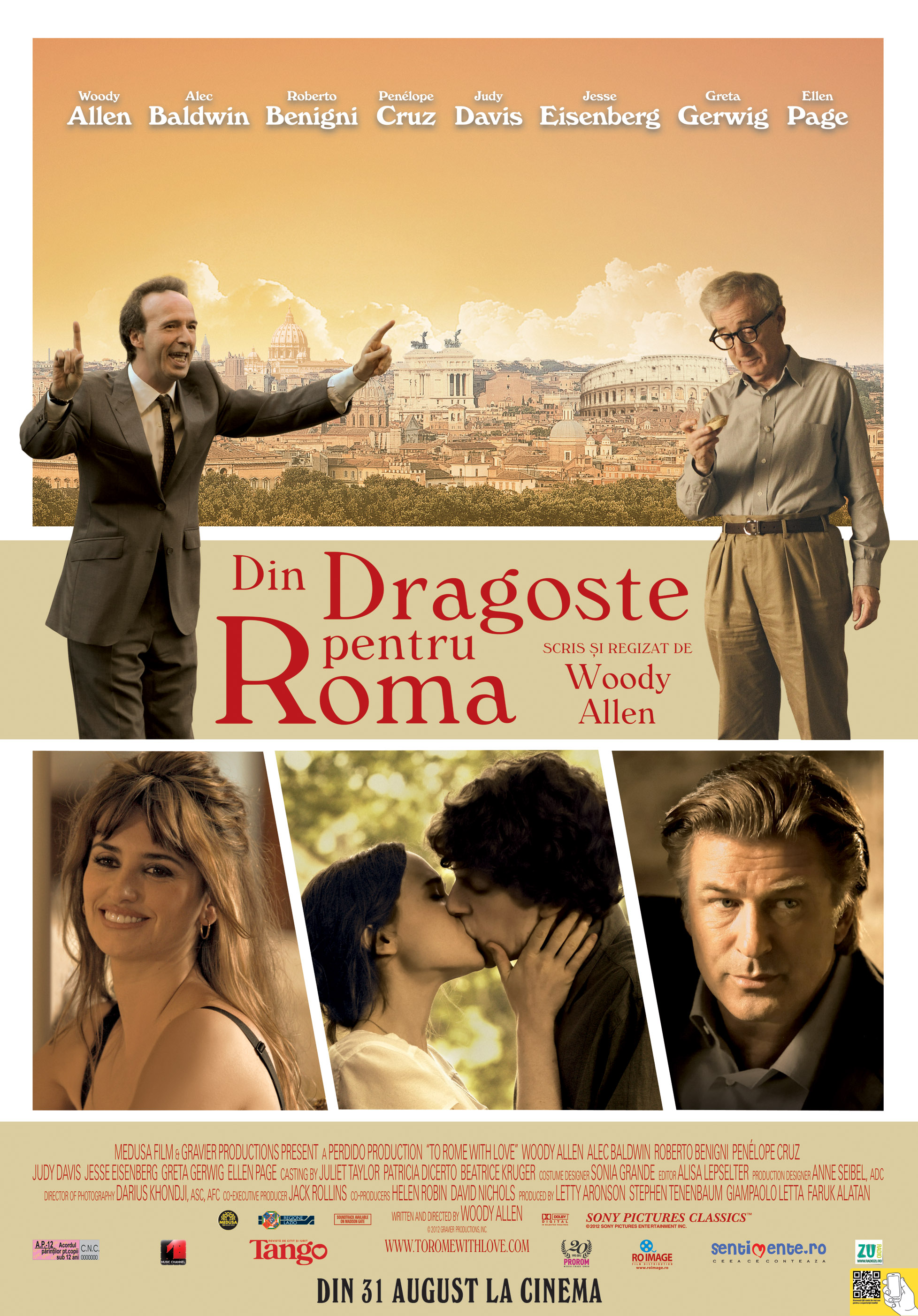 To Rome with Love (2012) – un woodyallenism autentic