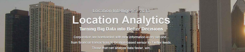 Analiza GeoSocială prin Social Media sau cum informația are coordonate GPS