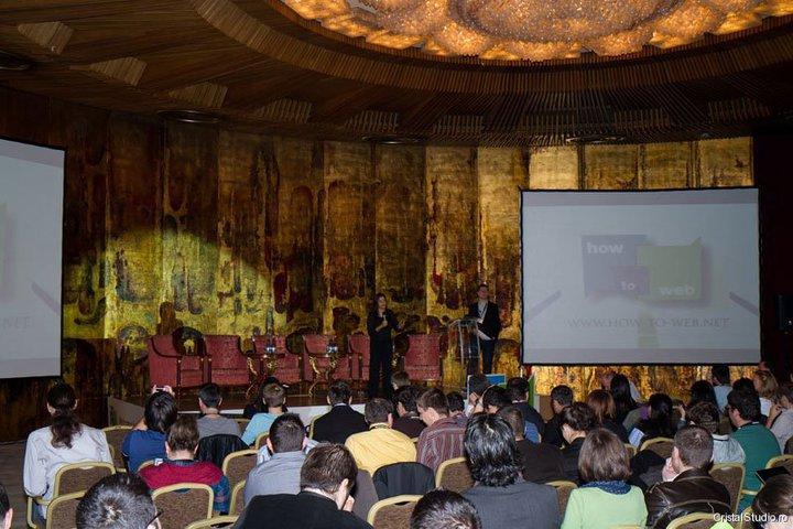 5 bloggeri romani la How To Web 2011