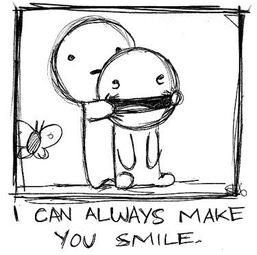 O faptă bună, un zâmbet nou