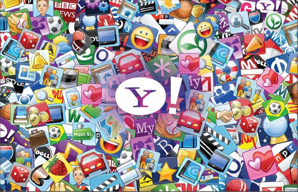 OMG, Yahoo si-a facut site de mondenitati