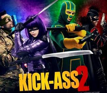 Kick-ass 2 (2013) – comic book-urile prind viață