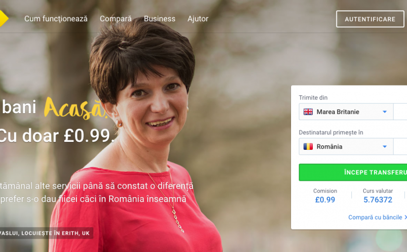 Căutăm Country Manager pentru România la TransferGo